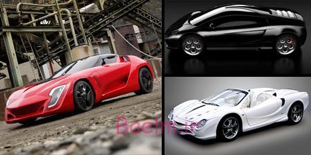 12 Beautiful Concept Car Designs