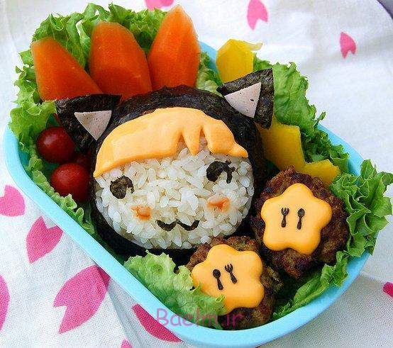 Adorable Japanese Food Art