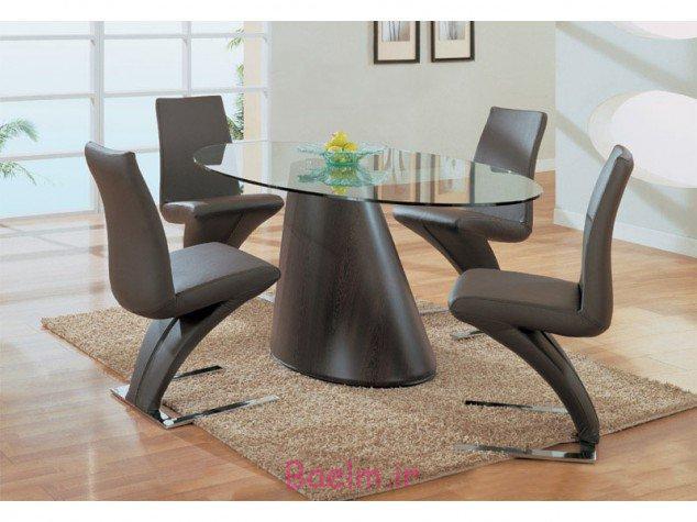 چیدمان | عکس هایی از میز و صندلی شیک و مدرن 2015