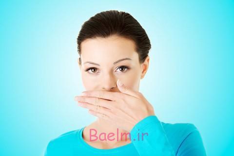 چند روش مفید برای رهایی از بوی بد دهان