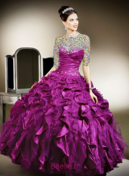 مدل های لباس نامزدی 2013