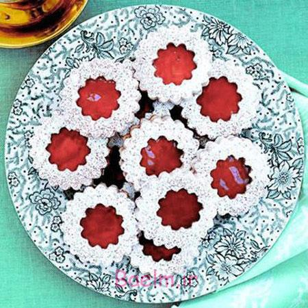 آموزش شیرینی | طرز تهیه چند نوع شیرینی خانگی مخصوص کریسمس (سری 2)
