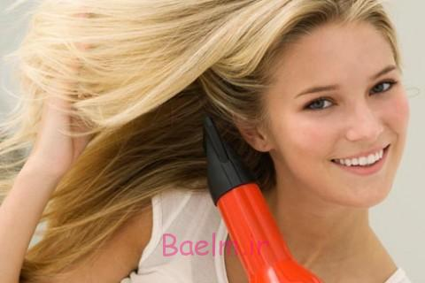 بهداشت مو   توصيه هايي براي داشتن موهايي بلند و زيبا