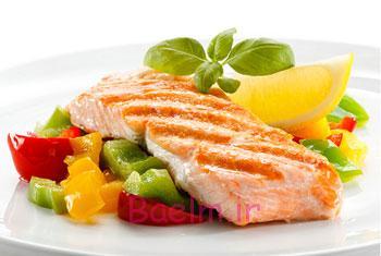 تغذيه و سلامت | غذاهایی که موجب سوختن چربی ها خصوصاً چربی های ران و پهلو می شوند