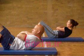 ورزش و سلامت | چگونگي انجام صحيح حركت دراز و نشست