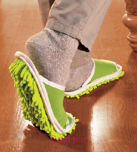 Cleaning Slippers