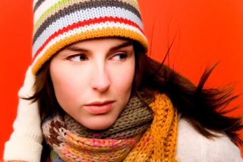 بهداشت مو   توصيه هايي جهت مراقبت از مو در فصل سرما