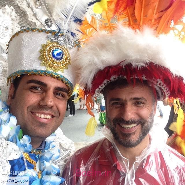سید جواد هاشمی در برزیل