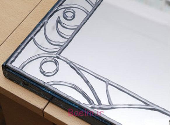 نقاشی روی شیشه ، آموزش نقاشی کردن روی شیشه | ویترا