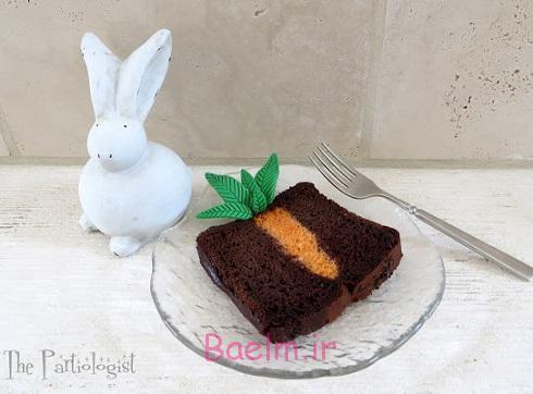 دستور العمل هویج پچ کیک (2)