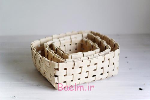 DIY Woven Baskets stacked copy 500x333 - آموزش تصویری بافت سبد حصیری