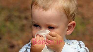 سلامت نوزاد | راههای درمان سرماخوردگی کودکان