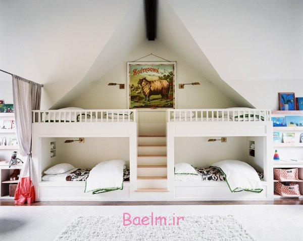 15 Cool Bunk Bed Designs For Four Kids