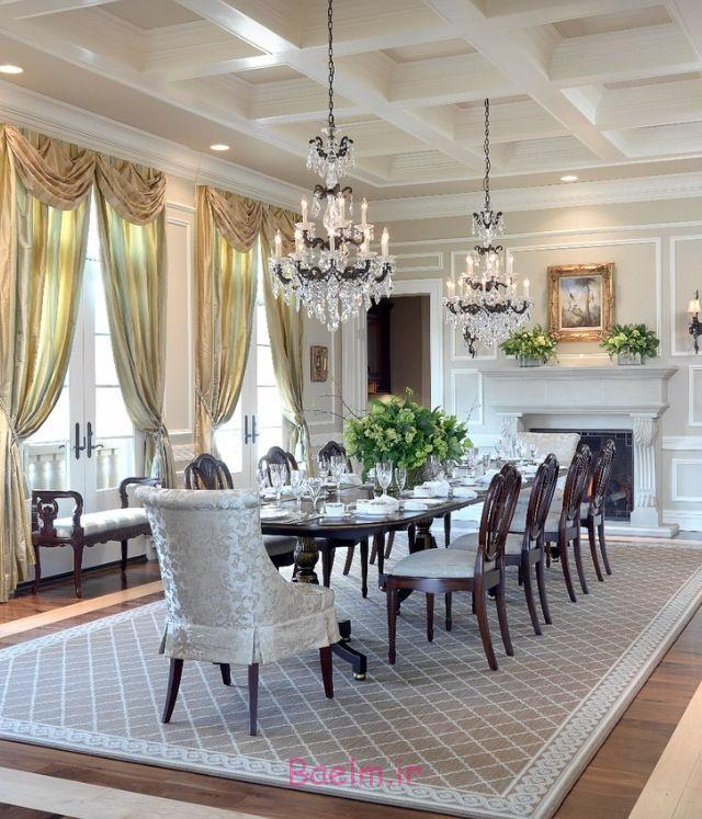 Sophisticated Dining Room Designs