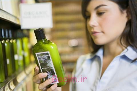 بهداشت مو | راهنماي استفاده و خريد شامپوي مناسب براي موي شما