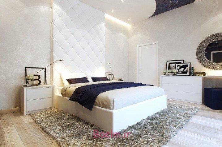 Soft Fur Rug Designs For Your Bedroom