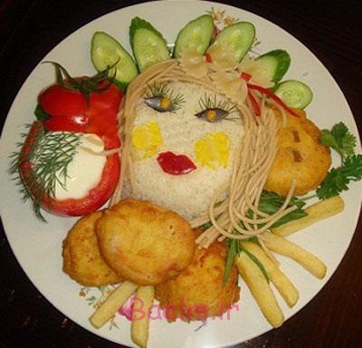 تغذیه کودک | طرز تهیه پلو ماهی مخصوص کودک