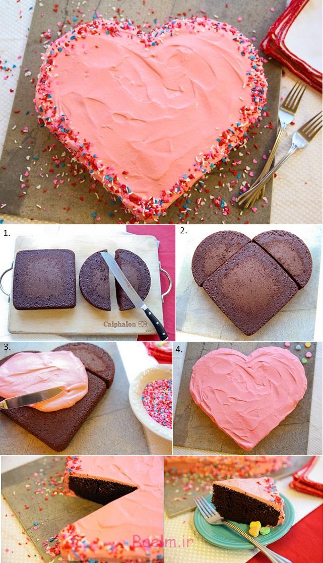 تزئینات فانتزی | جالب ترین تزئینات انواع کیک (بسیار زیبا و شیک)