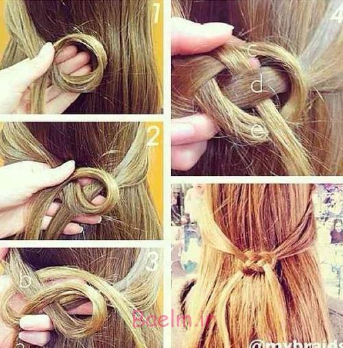 Quick And Easy DIY Hairstyle Tutorials