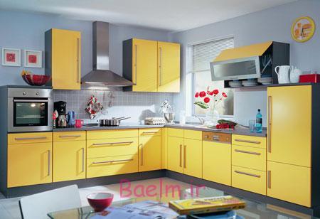 دکوراسیون اشتها آور آشپزخانه,طراحی دکوراسیون آشپزخانه
