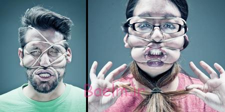 عکسهای بسیار خنده دار و بامزه از چهره های کشی