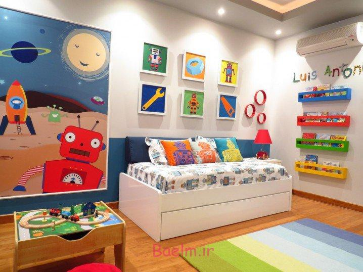 15 Bold Murals For Childrens Bedrooms