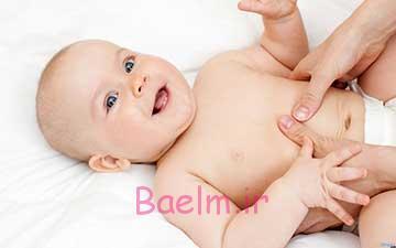 بهداشت كودك | بررسی دلایل عمومي دل درد و نفخ نوزاد