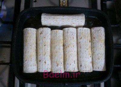 آموزش آشپزی | طرز تهیه خوشمزه ترین سمبوسه ایرانی (سمبوسه جنوب)