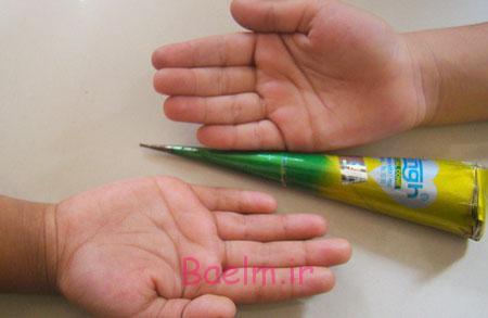 طراحی حنا روی دست, طراحی حنا برای حنابندان