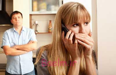 خانواده   مردهابيشتر خيانت ميكند يا زن ها ؟ بررسي دلايل خيانت در زندگي زناشويي