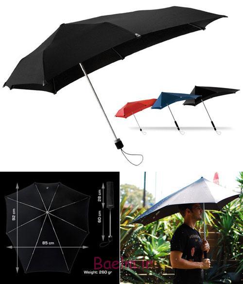 15 طرح چتر خلاق و غیر معمول
