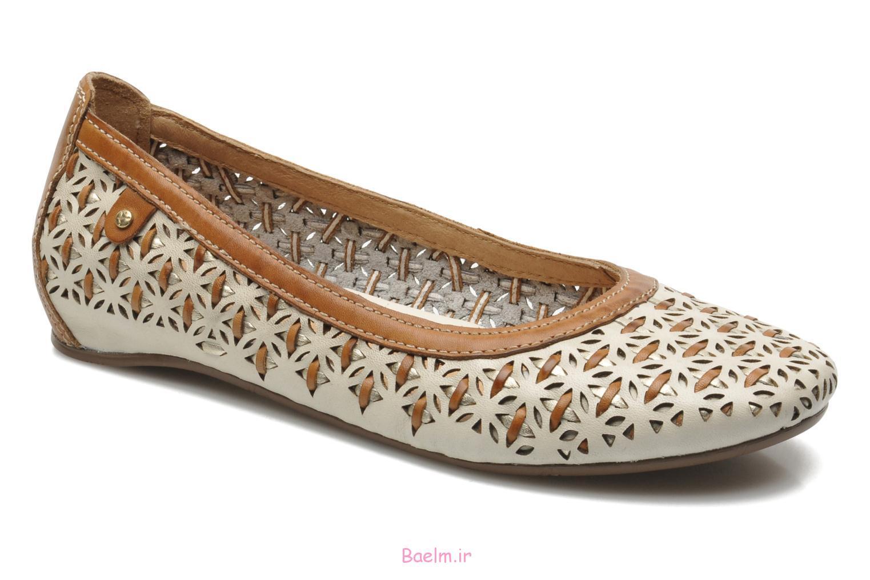 مدل کفش مجلسی بدون پاشنه زنانه 2015