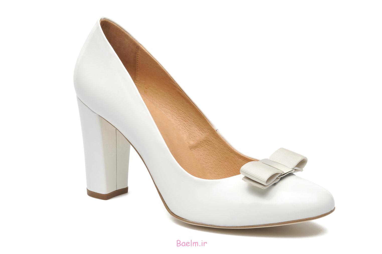 مدل کفش مجلسی پاشنه بلند زنانه 2015
