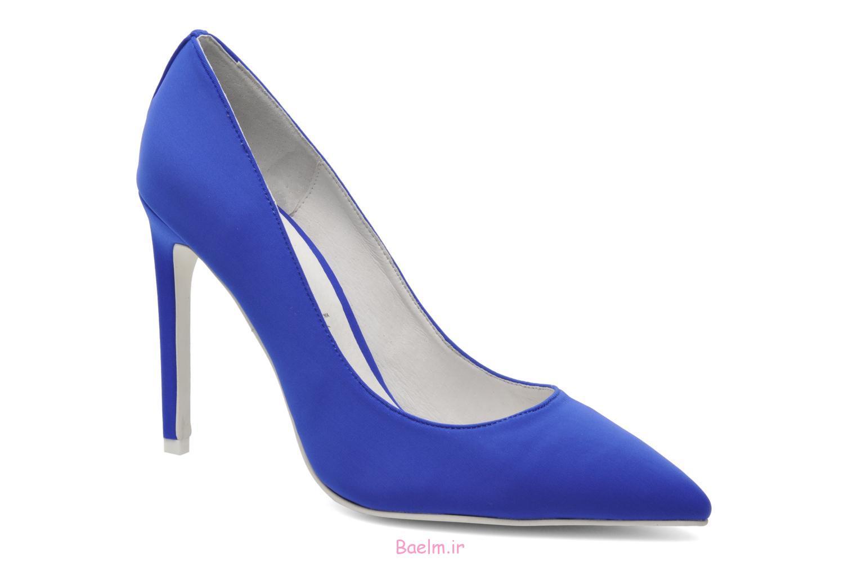 مدل کفش پاشنه بلند مجلسی زنانه 2015