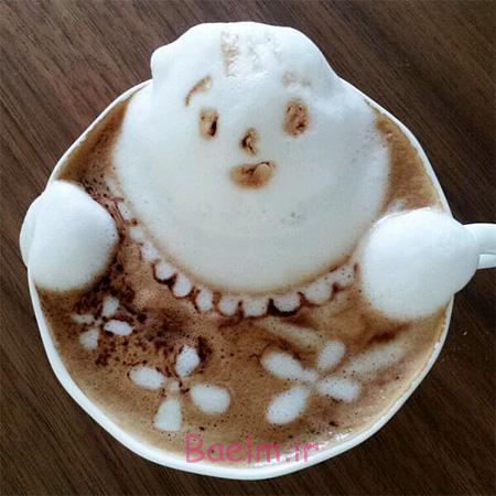 3D Coffee by Kazuki Yamamoto