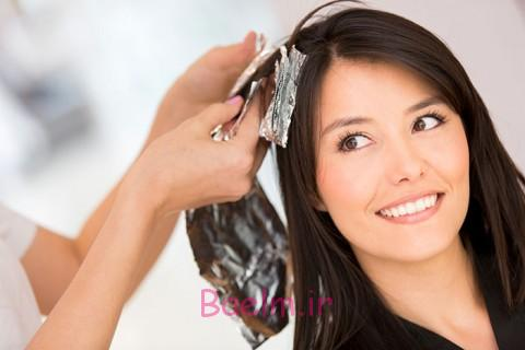 آرايش و زيبايي   راهنماي انتخاب مناسبترين رنگ مو