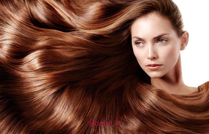 با استفاده از ترکیبات طبیعی، جلوی خشک شدن موهای خود را بگیرید