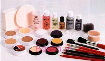لوازم آرایش,استفاده از لوازم آرایش,لوازم آرایشی و بهداشتی