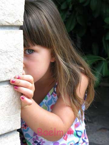 خانواده  روشهایی برای درست رفتار کردن با بچه های کمرو و خجالتی