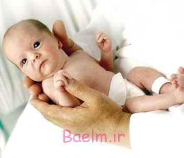 معاینات رایج پس از تولد نوزاد,تولد نوزاد,آزمایشات بعد از تولد نوزاد