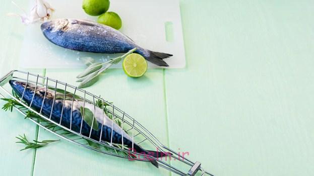 امگا 3 - ماهی