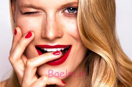 زيبايي | براي داشتن پوستي زيبا و جوان ، بايد بدني سالم داشته باشيد