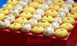 آموزش شیرینی مناسبتی | طرز تهیه شیرینی کره ای برای عید نوروز