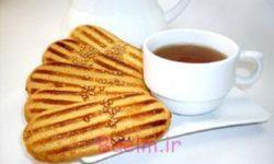 آموزش انواع شیرینی | طرز تهیه شیرینی پادرازی (شیرینی مشهدی) مخصوص عید