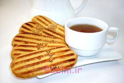 آموزش انواع شیرینی   طرز تهیه شیرینی پادرازی (شیرینی مشهدی) مخصوص عید