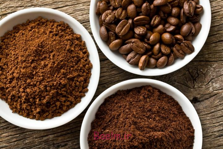 قهوه و زیبایی