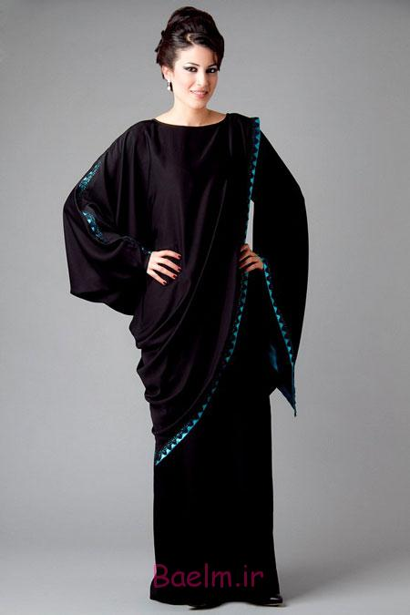 لباس عربی 2014,مدل مانتو عربی