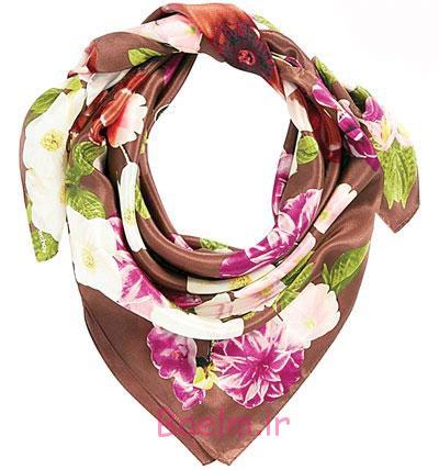 مد و پوشاک | راهنمای انتخاب شال و روسری مناسب
