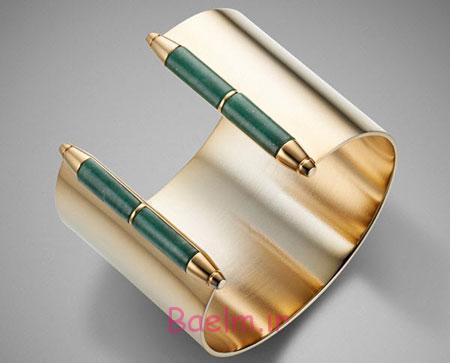 مد و زیبایی   جدیترین مدل های دستبند طلای زنانه و دخترانه