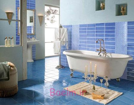 نکاتی برای طراحی حمام,طراحی حمامی زیبا